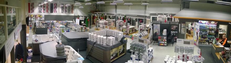 Varmt välkommen in i butiken. Här kan ni se våra populära spabad från  viskan 950cb857247d7