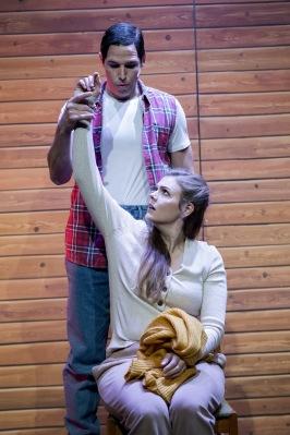 Joa Helgesson och Elisabeth Meyer. Foto: Anders Alm