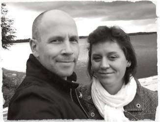 Peter Rona och LIsa Rona