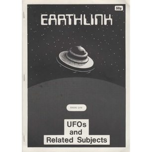 Earthlink (1978-1984, complete set & single issues) - Vol 2 n 2, Spring 1978