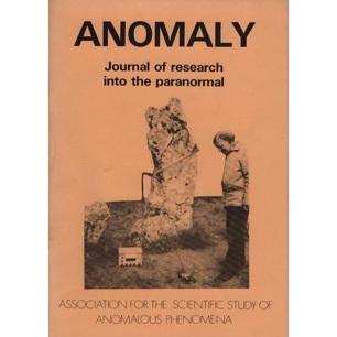 Anomaly (1985-1987)