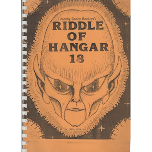 Beckley, Timothy Green: Riddle of Hangar 18