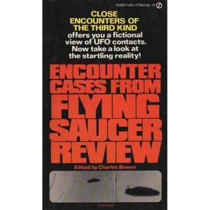 Bowen, Charles: Encounter cases from flying saucer review