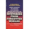 Berlitz, Charles with Valentine, J. Manson: Mysteries from forgotten worlds (Pb) - Good