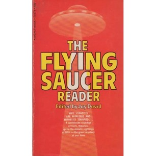David, Jay (editor): The flying saucer reader (Pb)