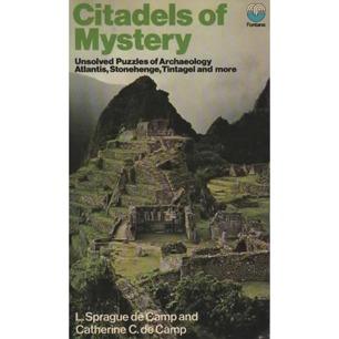 De Camp, L. Sprague & Catherine C.: Citadels of mystery