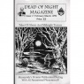 Dead of Night Magazine (1995-1999) - Issue 17 - Febr/March 1999