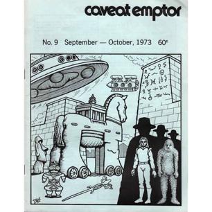 Caveat Emptor (1972-1974), first series