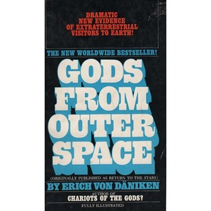 Däniken, Erich von: Gods from outer space. Evidence for the impossible (Pb)