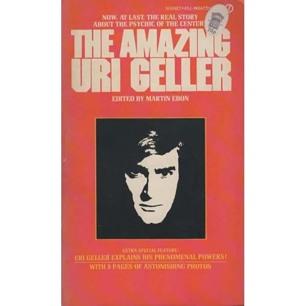 Ebon, Martin (ed.): The Amazing Uri Geller (Pb)