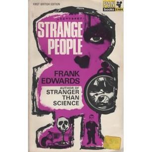 Edwards, Frank: Strange people (Pb) - Acceptable