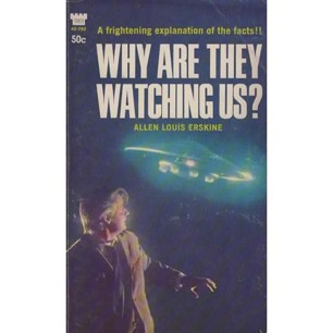 Erskine, Allen Louis: Why are they watching us? (Pb)