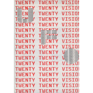 Twenty Twenty Vision (Birdsall) (1989-1991)