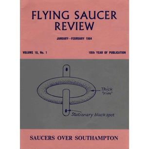 Flying Saucer Review (1964-1965) - Vol 10 no 1 - Jan/Feb 1964