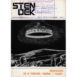 Stendek (1970-1973)