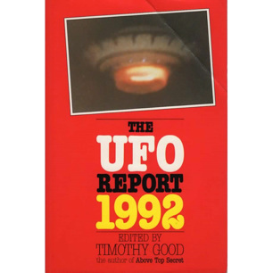 Good, Timothy (ed.): The UFO report 1992