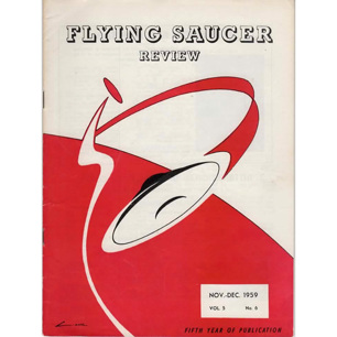 Flying Saucer Review (1958-1959)
