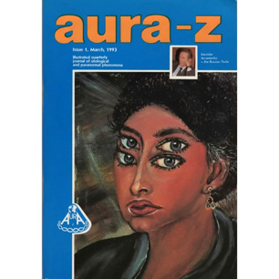 Aura-Z (1993-1994) - Issue 1 - March 1993