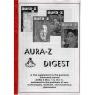 Aura-Z (1993-1994) - Aura-Z Digest 1993 - free supplement to volume 1, 64 pages