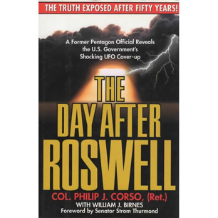 Corso, Philip J. & Birnes, William J.: The day after Roswell