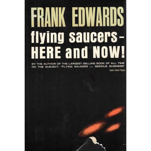 Edwards, Frank: Flying saucers - here and now
