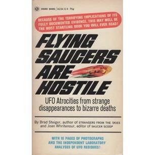 Steiger, Brad & Whritenour, Joan: Flying Saucers are hostile (Pb)