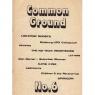 Common Ground (1981-1984?) - No 6 - undated