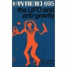 Cathie, B. L. & Temm, P. N.: Harmonic 695 the UFO and anti-gravity - Good with dust jacket