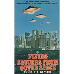 Keyhoe, Donald E.: Flying saucers from outer space - Good