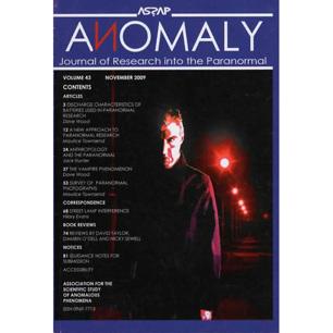 Anomaly (2004-2009)
