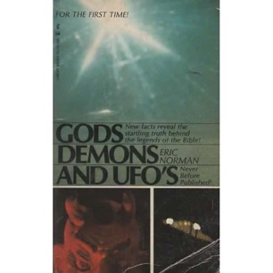Norman, Eric: Gods and demons and UFO's (Pb)