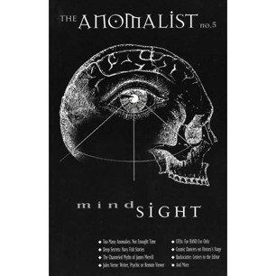 Anomalist, The - Issue 5