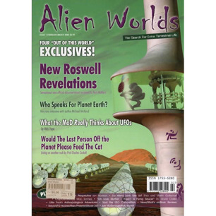 Alien Worlds (2008) - Issue 1 Febr/March 2008