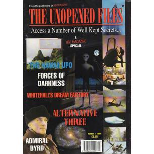 Unopened Files (1996-2000)