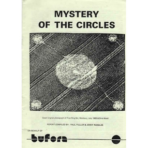 BUFORA: Fuller, Paul & Randles, Jenny (compiled by): Mystery of the circles