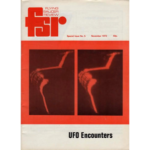 Bowen, Charles (ed.): UFO Encounters. FSR Special Issue No. 5, November 1973