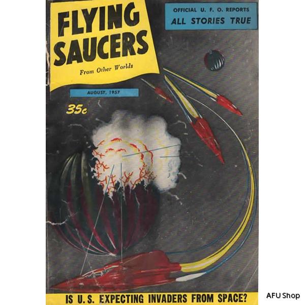 FlyingSaucers195708