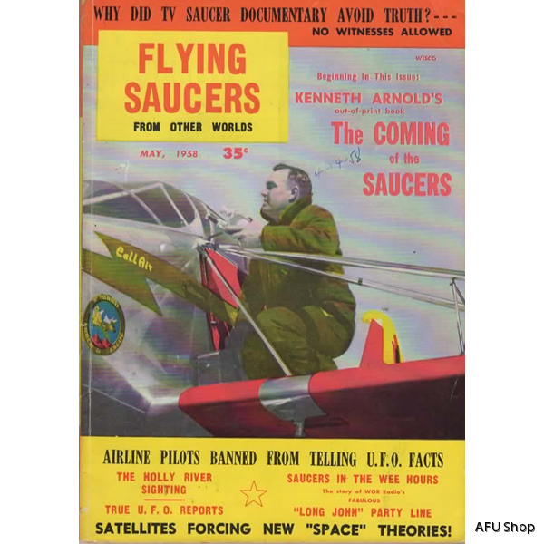 FlyingSaucers195805