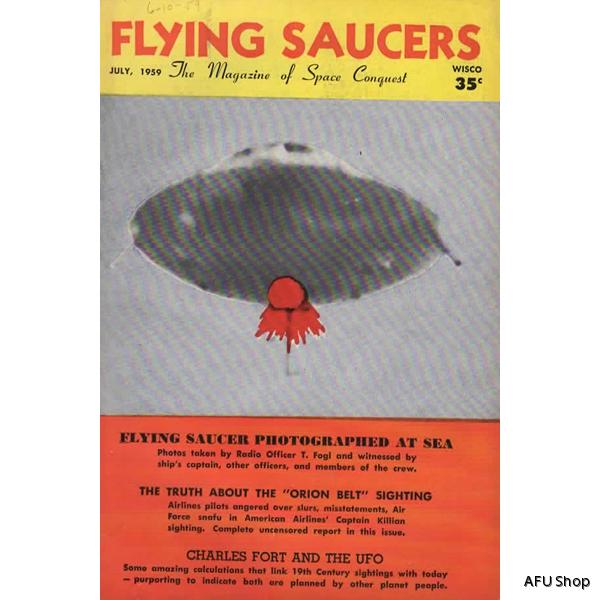 FlyingSaucers195907
