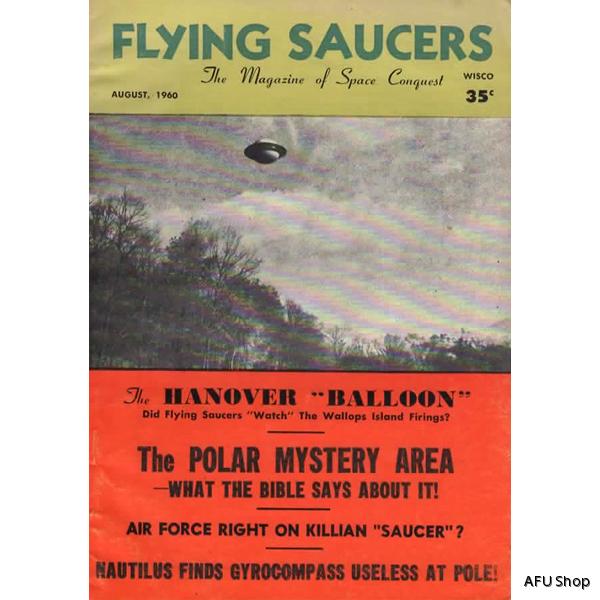 FlyingSaucers196008
