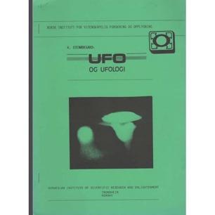 Stenødegård, Kolbjørn: UFO og ufologi