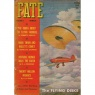 Fate Magazine US (1948-1950) - 1 - vol 1 n 1 - Spring 1948 (the av. copy has a loose front page and lacks the back cover)