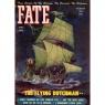 Fate Magazine US (1948-1950) - 13 - vol 3 n 5 - Aug 1950
