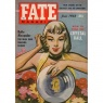Fate Magazine US (1955-1956) - 63 -  vol 8 no 6 - June 1955 ( creased spine)