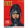 Fate Magazine US (1951-1952) - 30 - vol 5 n 6 - Sept 1952