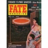 Fate Magazine US (1957-1958) - 93 - vol 10 n 12 - Dec 1957 (loose cover)