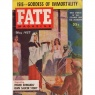 Fate Magazine US (1957-1958) - 86 - vol 10 n 5 - May 1957 (worn spine)