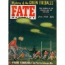 Fate Magazine US (1957-1958) - 87 - vol 10 n 6 - June 1957 (worn spine)