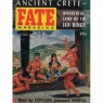 Fate Magazine US (1957-1958) - 88 - vol 10 n 7 - July 1957 (worn spine)