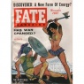 Fate Magazine US (1957-1958) - 92 - vol 10 n 11 - Nov 1957(waterdamage and worn spine)